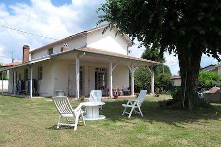 Maison confort et spacieuse pour vacance détente - Salles - House
