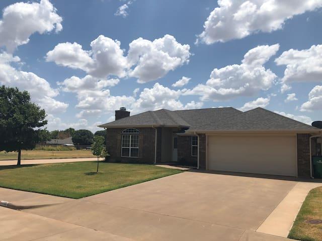 Kaitlin House Burkburnett Texas