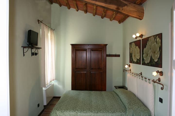 Agriturismo La Torre: camera Melissa