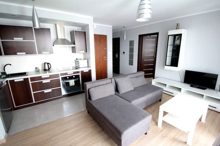 Comfortable Apartment Sauna, Gym, Swimming Pool - Rzeszów - Apartemen