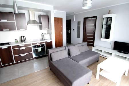 Comfortable Apartment Sauna, Gym, Swimming Pool - Rzeszów - Apartament