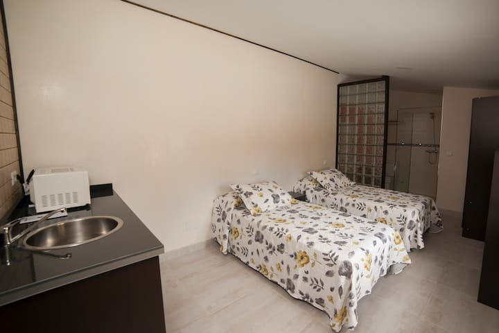 Estudio a 300m del mar - Cantabria - Appartement