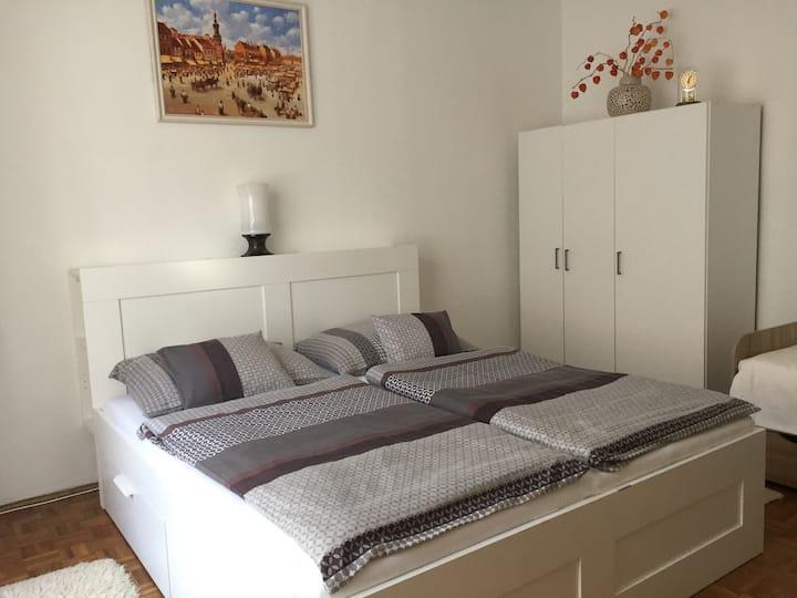 Lackner Apartment for family & friends
