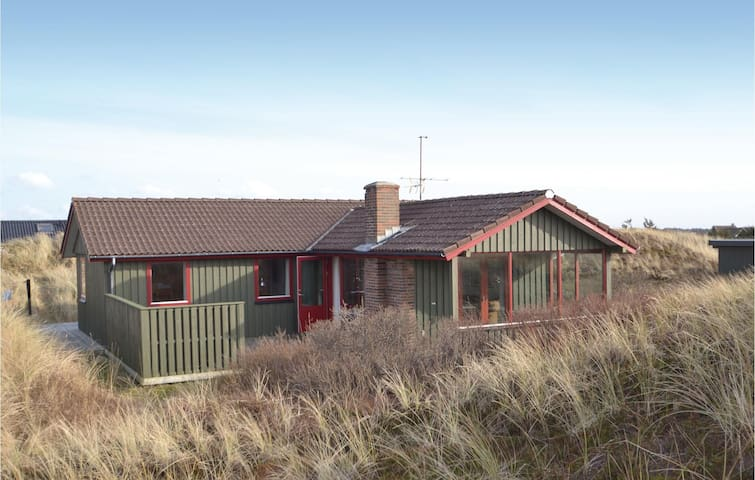 Holiday cottage with 3 bedrooms on 70 m² in Ringkøbing