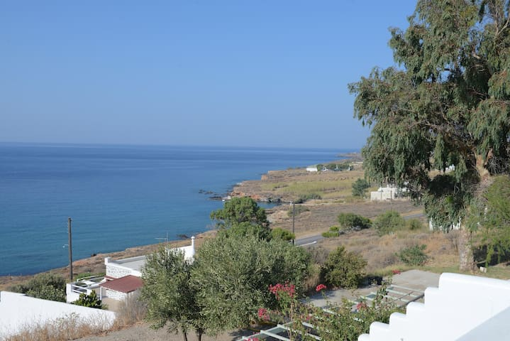 Aegean View - Family Home for relaxation - Megas Gialos - Huis