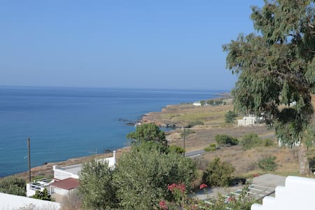 Aegean View - Family Home for relaxation - Megas Gialos - บ้าน
