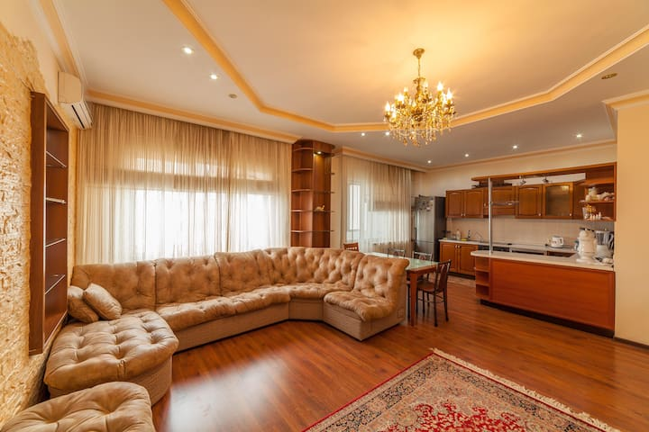 Apartments in the residential complex PRESTIGE