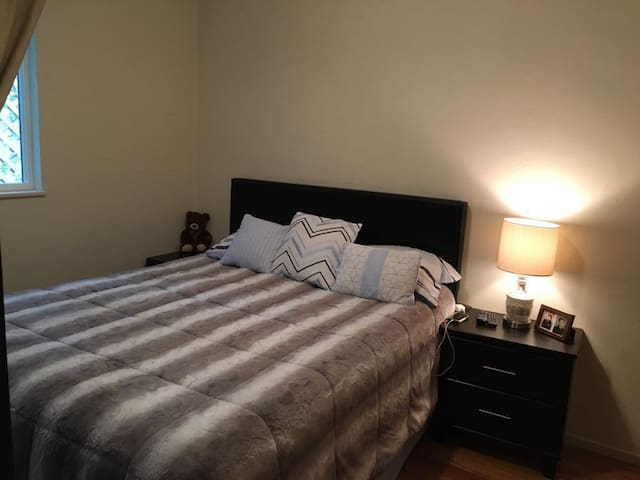 Private cozy room in Albany near SF Bay Area - Albany - Apartamento