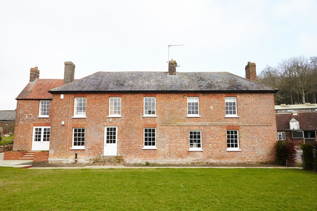 Uplands House