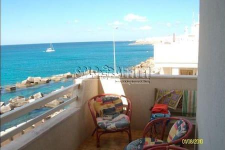 Fantastico appartamento vista mare - Gallipoli