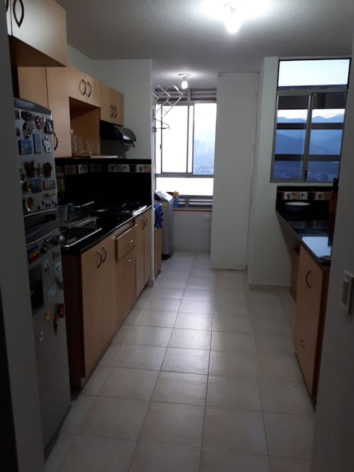Cocina grande
