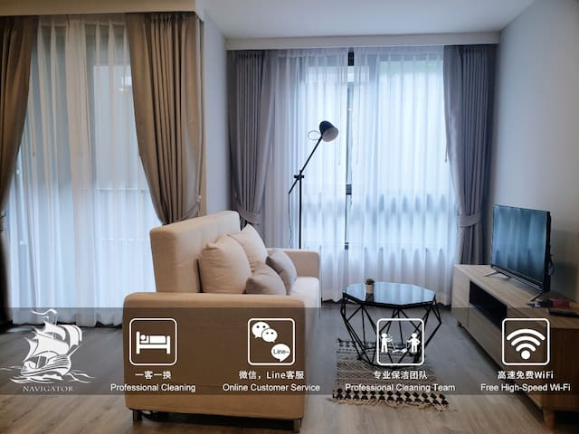 M19 Standard Two Bedrooms Apartment