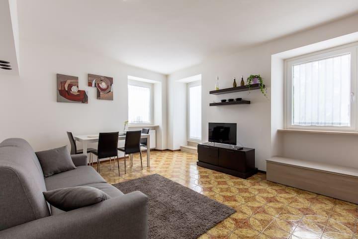 Residenza Giovanni in centro❤️ fino 6 posti letto