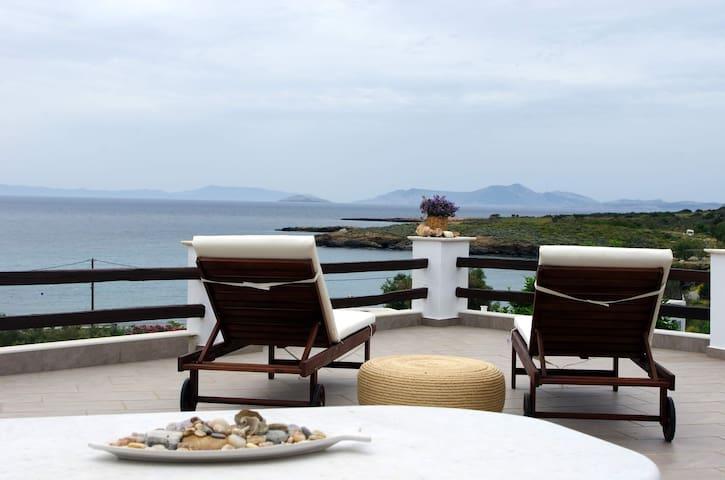 The Beach House Μουτσούνα Νάξος