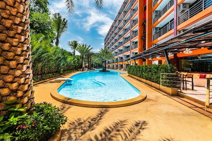 One bedroom Apartment. 5 min walk to Maikhao beach