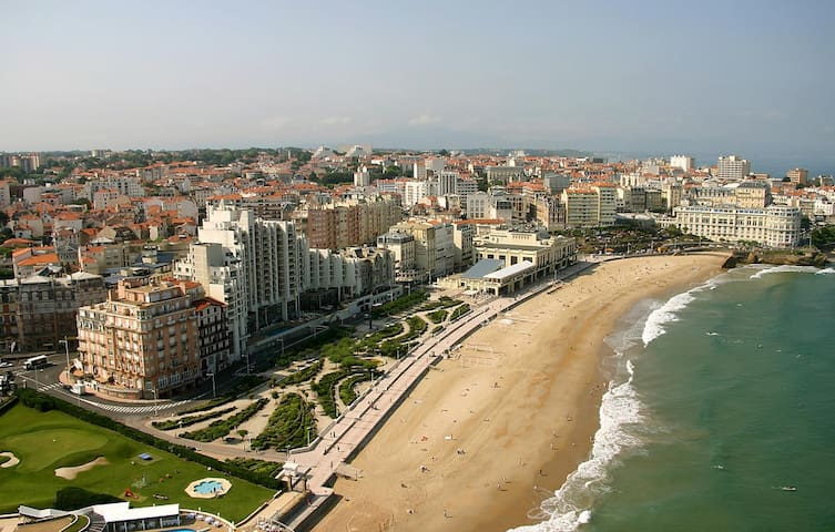 Appartement à 2 pas de la grande plage - Biarritz - Apartment