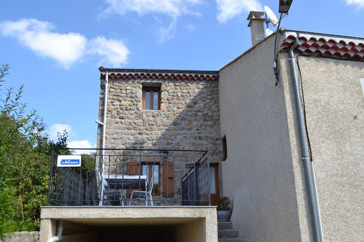 La Laurère :  au coeur de l'Ardèche