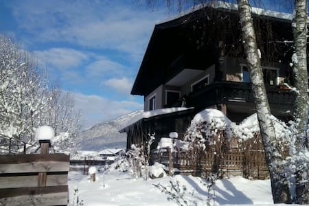 Apartments Haus Hinterer - Bad Goisern am Hallstättersee