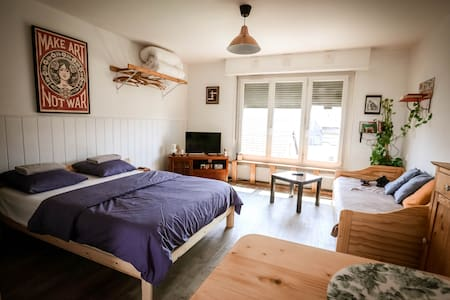 Appartement Colmar Cosy «L'énigme des coffres»