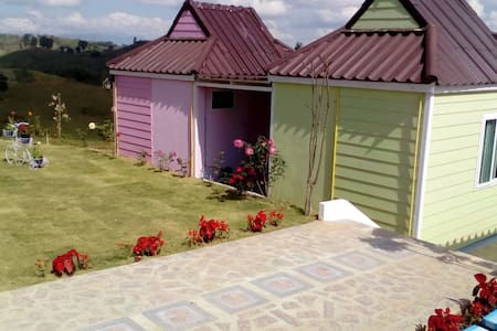 LOVELY FARM - Tambon Khao Kho - Bed & Breakfast