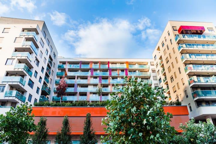 Budapest Corvin Apartments 4/6