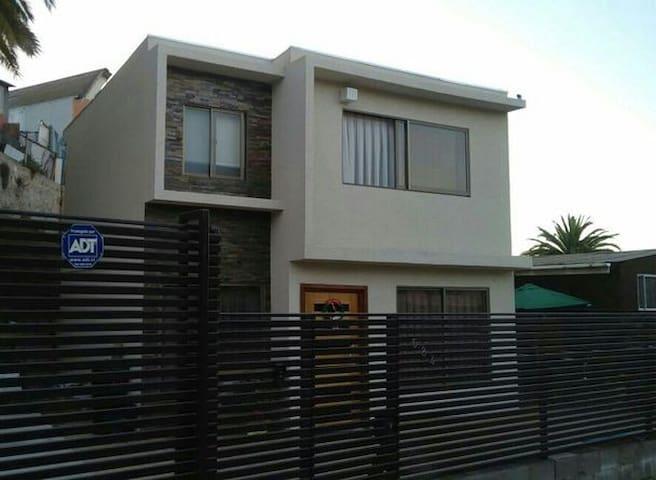 Hermosa casa  a pasos del centro de Viña del Mar
