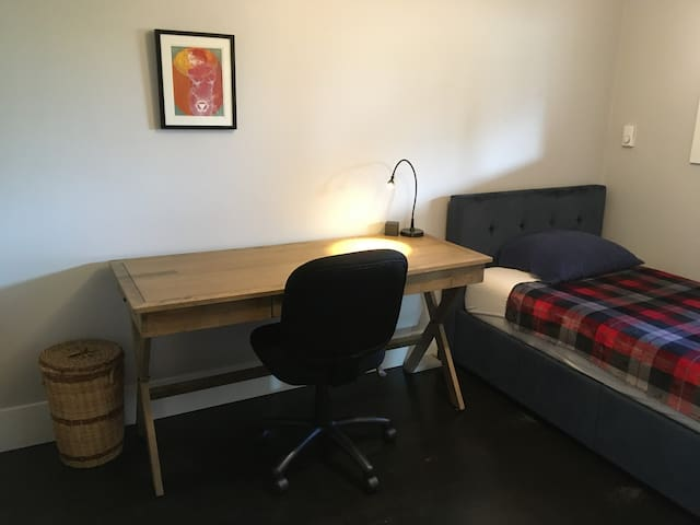 A sweet room in the heart of Commercial Drive <3