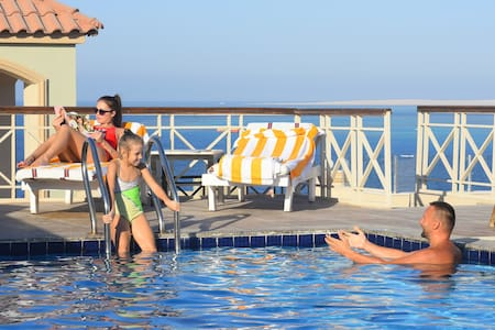 Studios in Lilly apartments hurghada