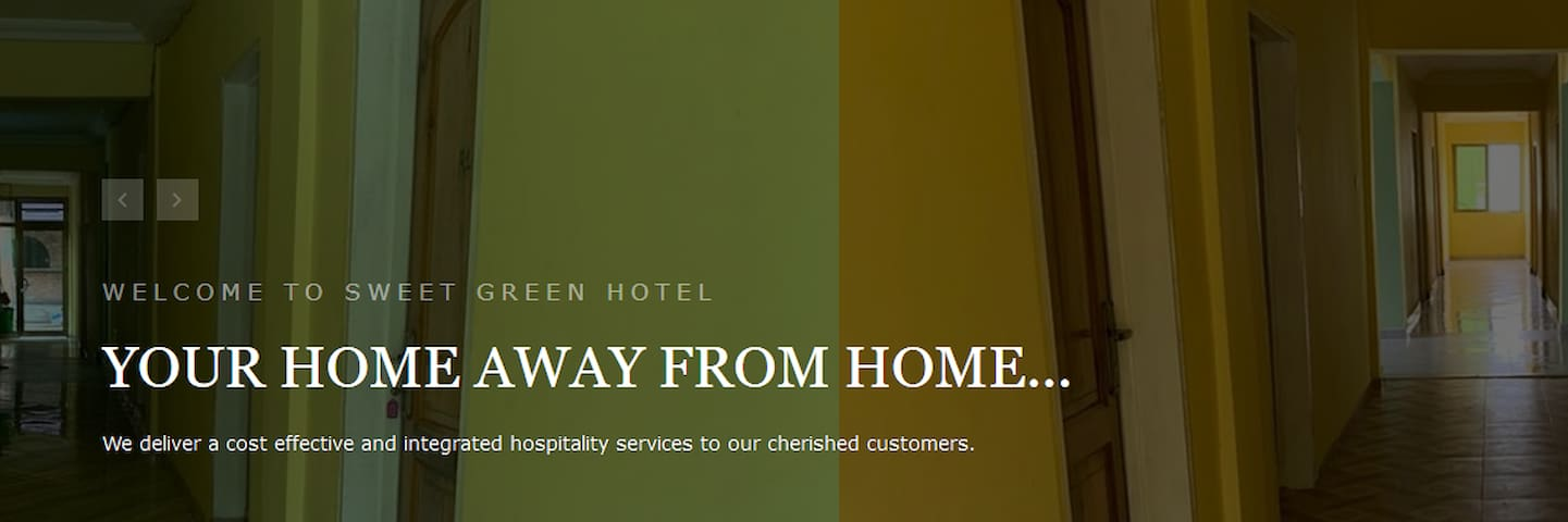 Sweet Green Hotel