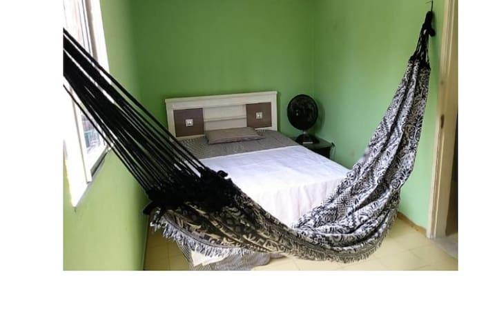 Excelente quarto, ambiente seguro e confortável!