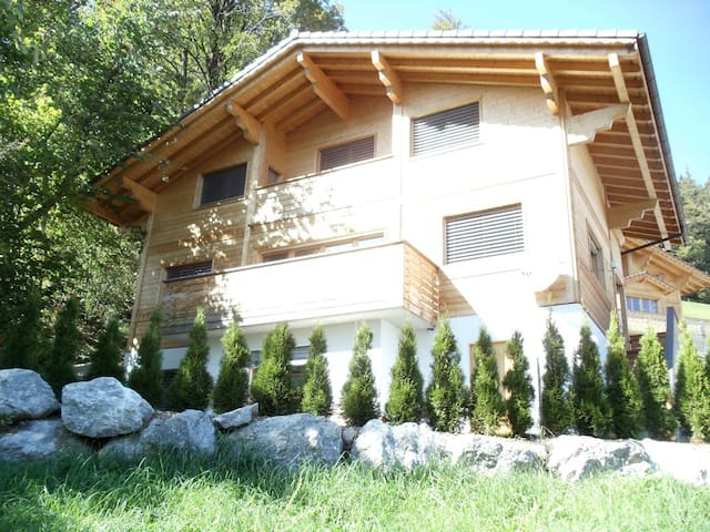 Beautiful Large Sunny Chalet in Alps near Gstaad - Zweisimmen