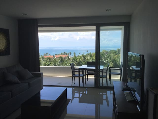 Nice apartment with beautiful sea view 1 bed lamai