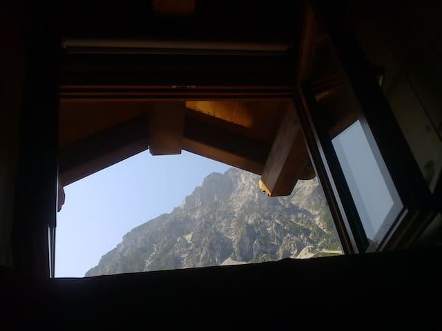 Stanza doppia in riserva naturale Val Alba CARNIA - Province of Udine - Dom