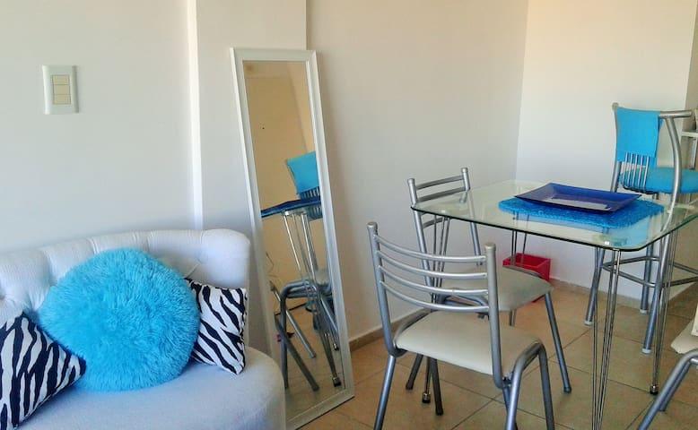 Departamento nuevo de 1 ambiente - Buenos Aires - Appartement