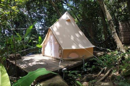 Orang Hutan Camping (Suite) at Perhentian Kecil