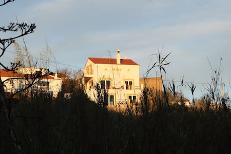 Double room in the Hostel on the Hill - Raposeira - Alberg