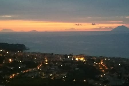 Sunsets Sea Views Private Balcony! - Parghelia