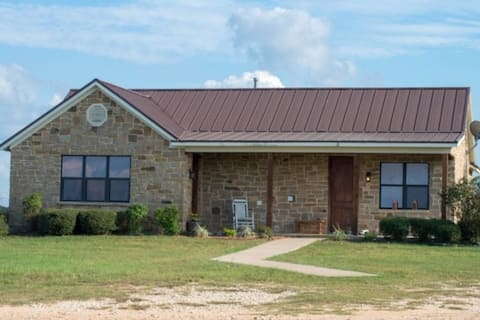 Stay at the Bunkhouse on a private working ranch!