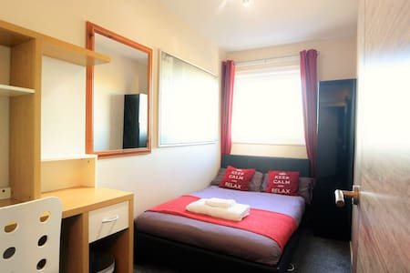 Central London City Double Room -Walk to Anywhere! - London - Apartment