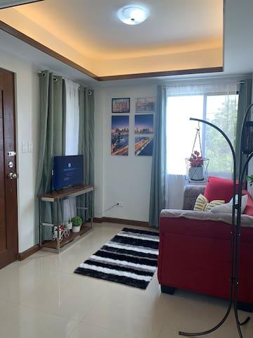 Unit M cozy condo type apartment