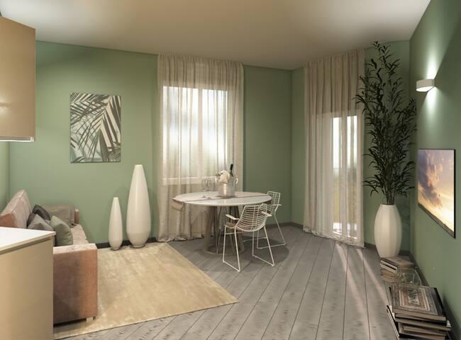 ESTH Suite Apartment del Don 8 - Apt Exclusive 206