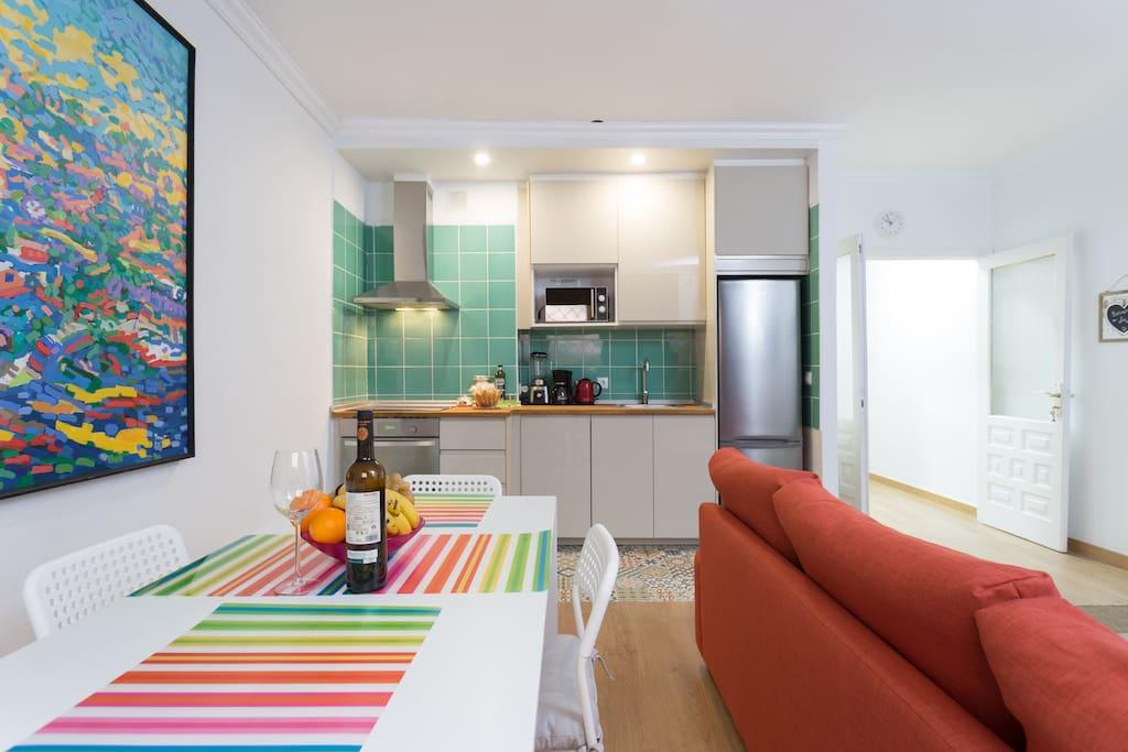 Apartamento lagunero apartamentos en alquiler en san crist bal de la laguna canarias espa a - Alquiler habitacion la laguna ...