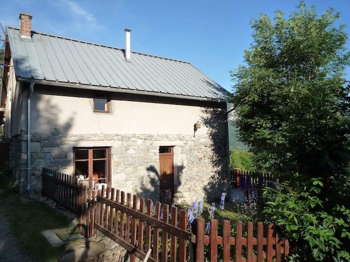 Maison de montagne dans la vallée du Champsaur