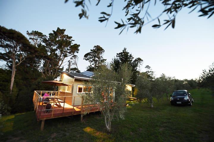Matakana Vineyard Eco Cabin