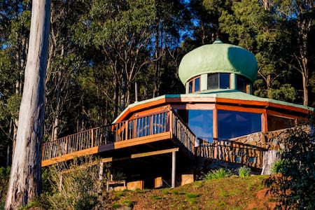 The Roundhouse : Rainforest & Mountains - Casa