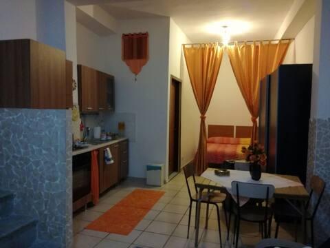 Casa vacanza Mottasantanastasia centro
