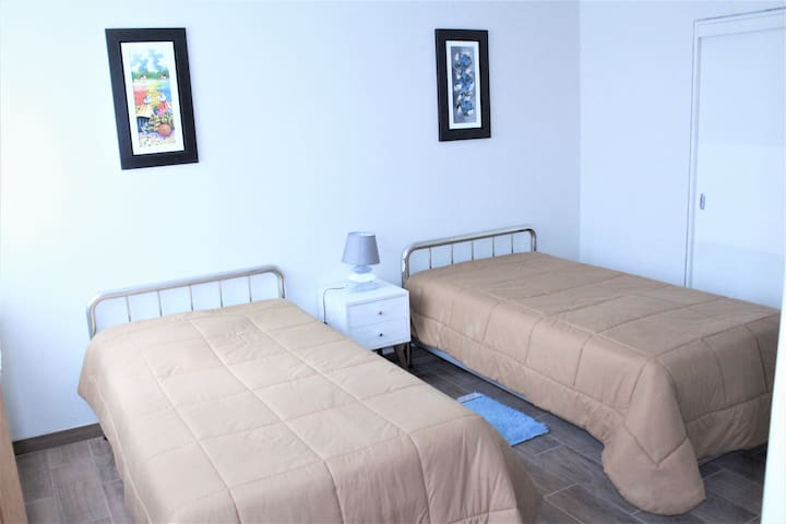 Comfortable Small Apartment with great location!
