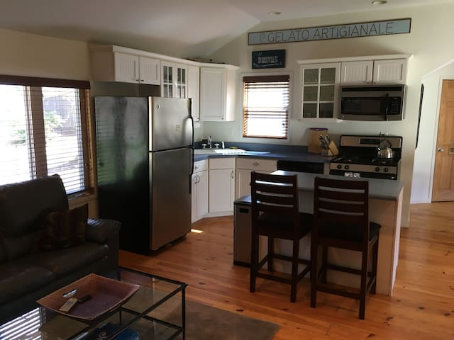 Entire house Saugerties & Woodstock w/central A/C - Saugerties - Hus