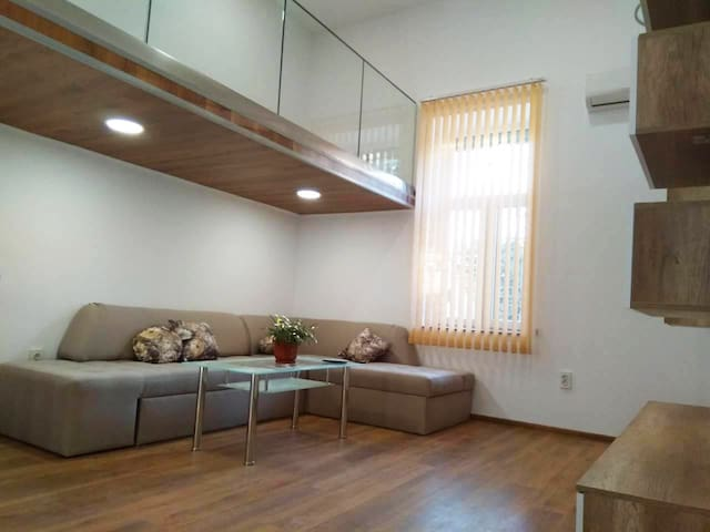 A Cozy Modern Apartment in the Heart of Ruse