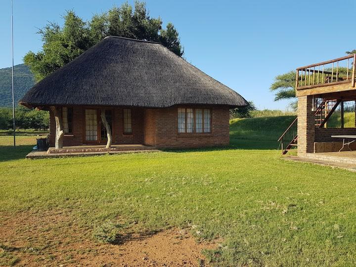 Classic Bushveld Chalet